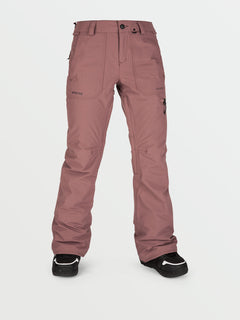 Womens Knox Insulated GORE-TEX Pants - Rose Wood (H1252100_ROS) [F]