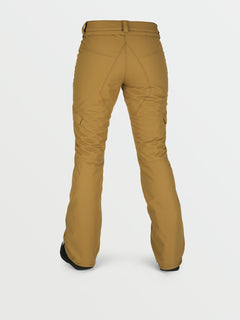 Womens Bridger Insulated Pants - Burnt Khaki (H1252102_BUK) [B]