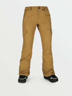 Womens Bridger Insulated Pants - Burnt Khaki (H1252102_BUK) [F]