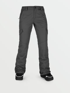 Womens Bridger Insulated Pants - Dark Grey (H1252102_DGR) [F]