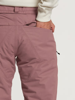 Womens Frochickie Insulated Pants - Burnt Khaki (H1252103_BUK) [16]