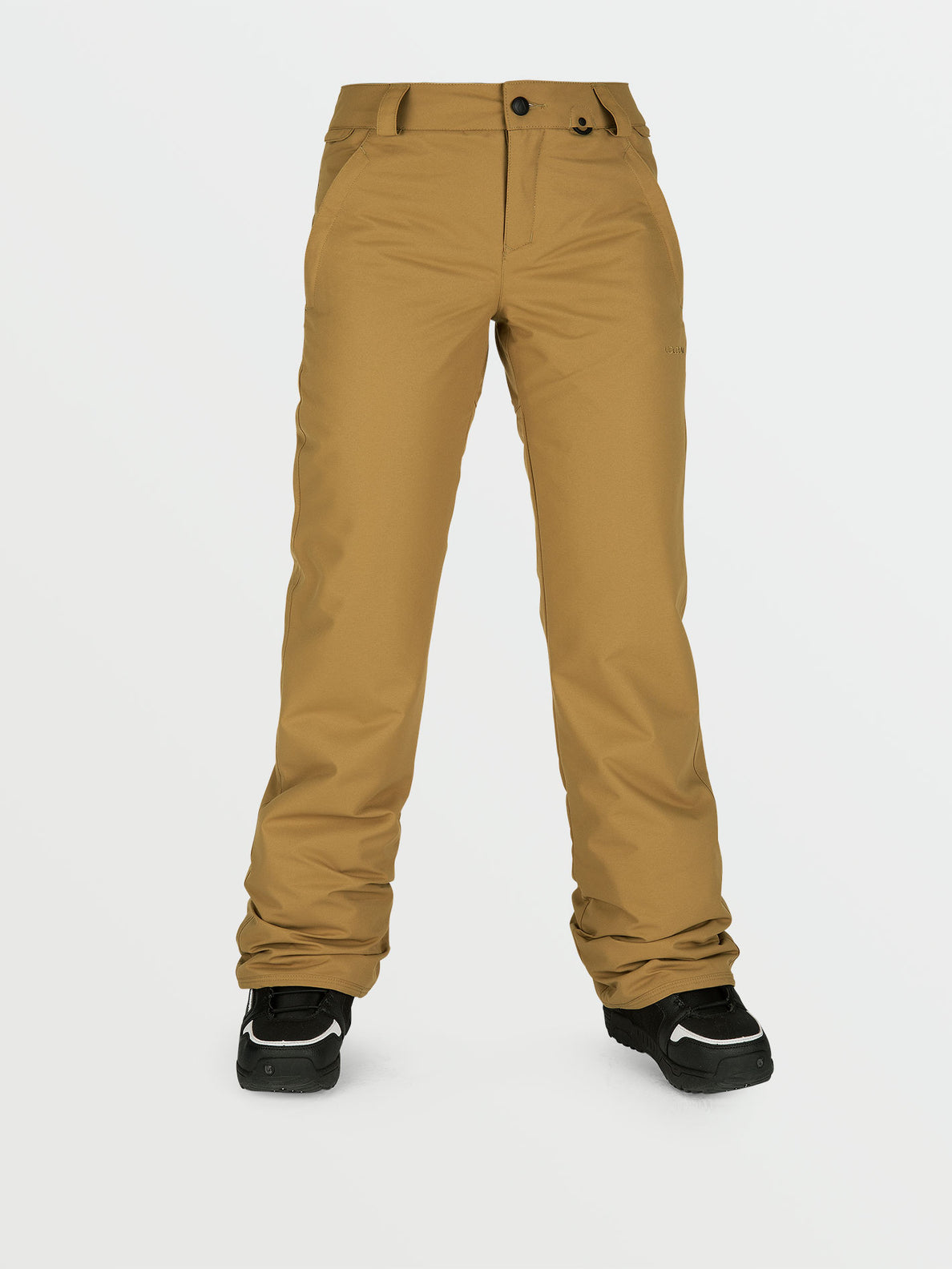Womens Frochickie Insulated Pants - Burnt Khaki (H1252103_BUK) [F]