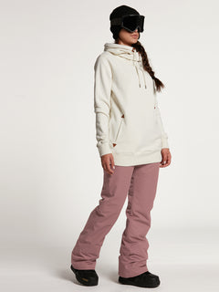 Womens Frochickie Insulated Pants - Rose Wood (H1252103_ROS) [11]