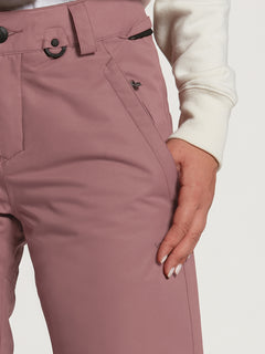 Womens Frochickie Insulated Pants - Rose Wood (H1252103_ROS) [14]