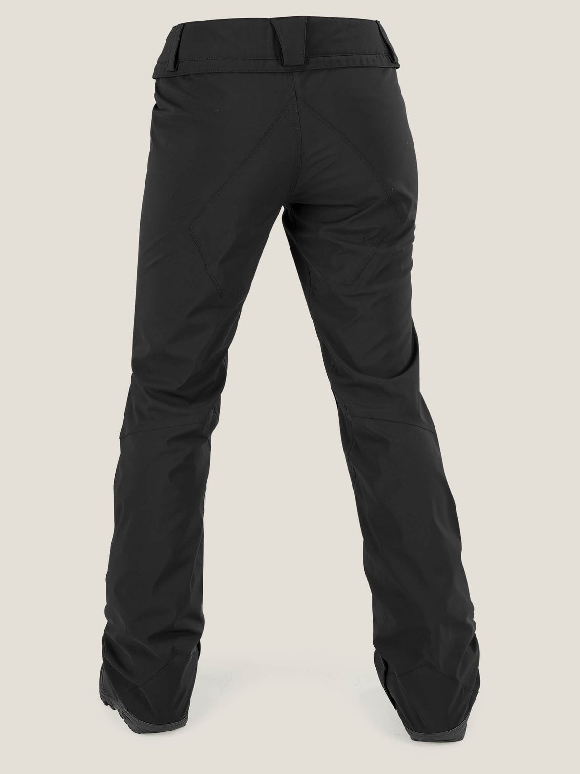 Pvn Gore-tex® Stretch Pant In Black, Back View