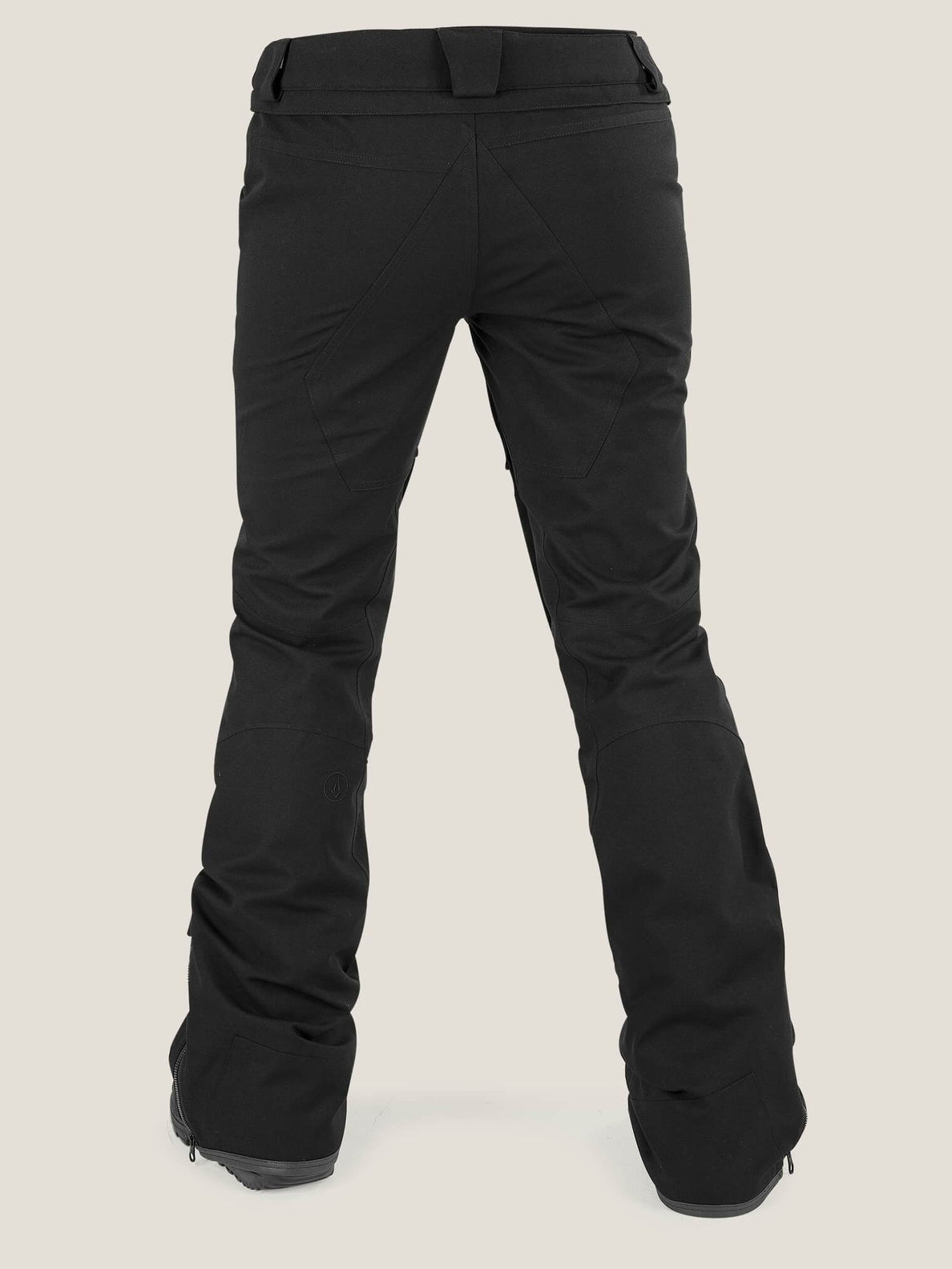 Hexie Pant In Black, Back View