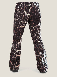Hexie Pant In Cheetah, Back View