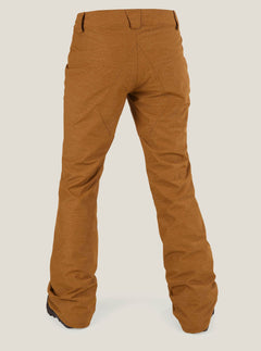 Pinto Pant In Copper, Back View