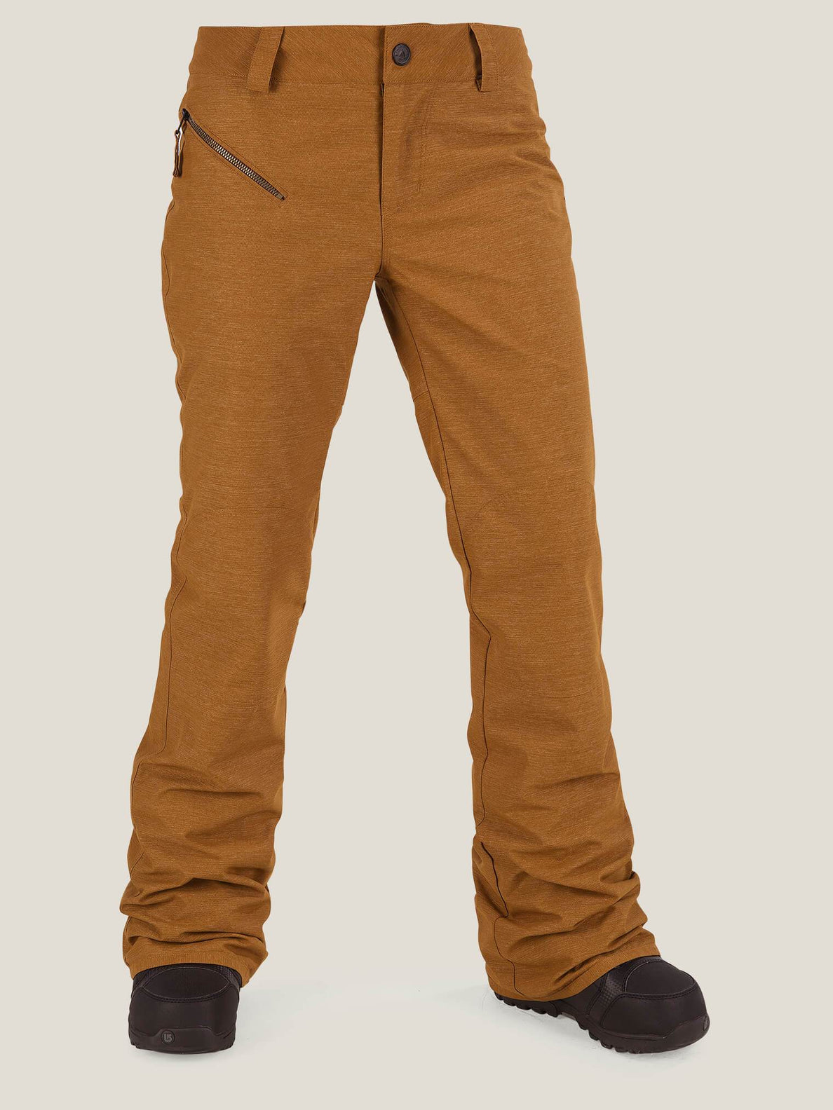 Pinto Pant In Copper, Front View