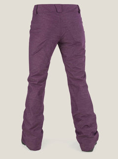 Pinto Pant In Winter Orchid, Back View