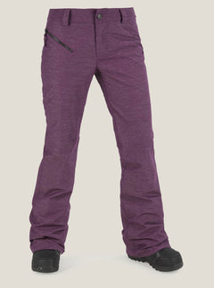 Pinto Pant In Winter Orchid, Front View