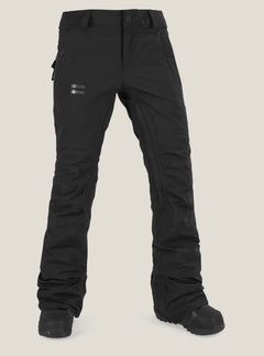 Knox Gore-tex® Pant In Black, Front View