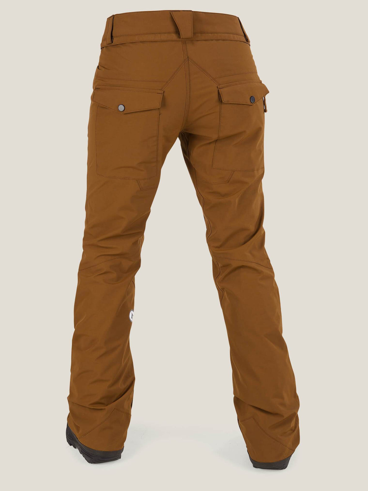 Knox Gore-tex® Pant In Copper, Back View