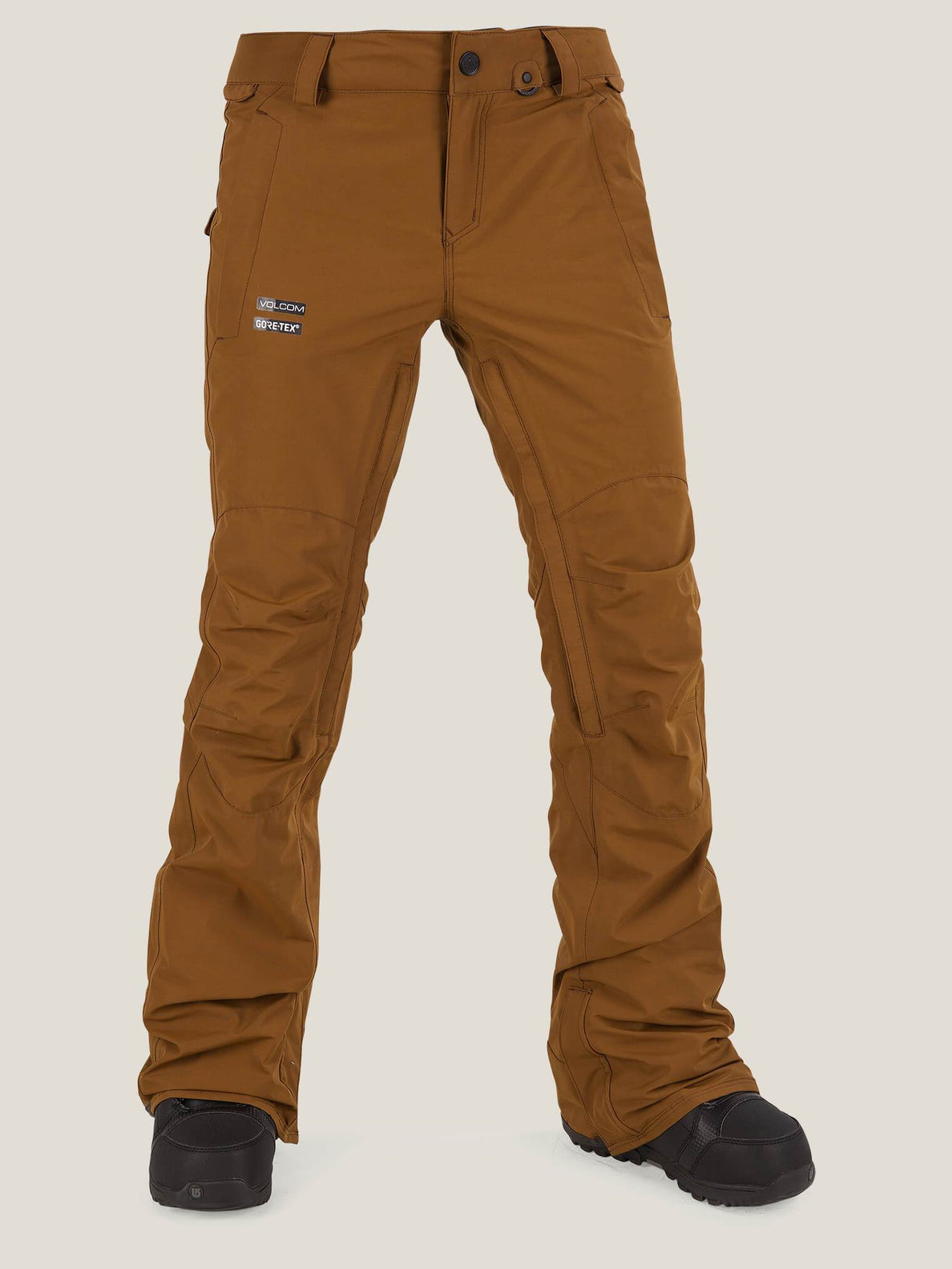 Knox Gore-tex® Pant In Copper, Front View