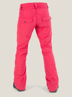 Knox Gore-tex® Pant In Bright Rose, Back View