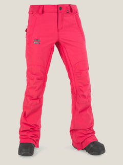Knox Gore-tex® Pant In Bright Rose, Front View