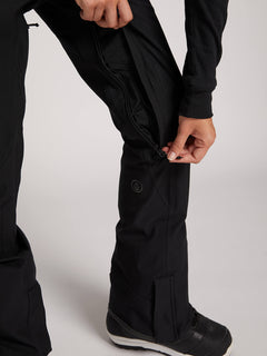 Iron Stretch Pant In Black, Fourth Alternate View
