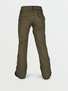Womens Species Stretch Pants - Black Military (H1351905_BML) [B]