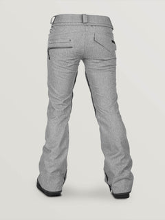 Womens Species Stretch Pants - Heather Grey (H1351905_HGR) [B]