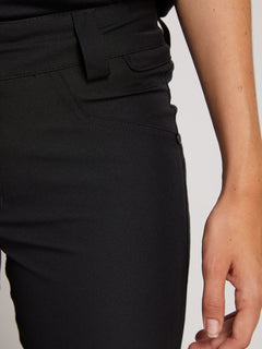 Battle Stretch Pant In Black, Alternate View