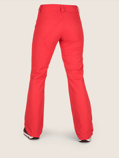 Hallen Pant In Crimson, Back View