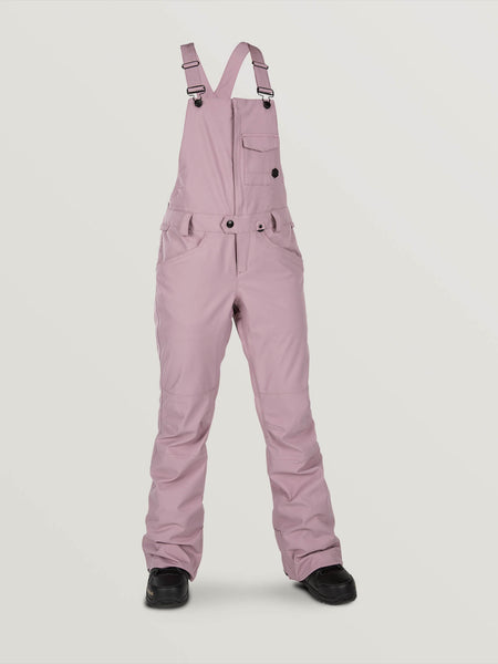 WOMENS SWIFT BIB OVERALL - PURPLE HAZE
