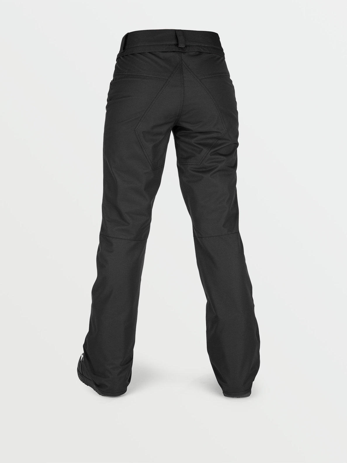 Womens Hallen Pants - Black (H1352107_BLK) [B]
