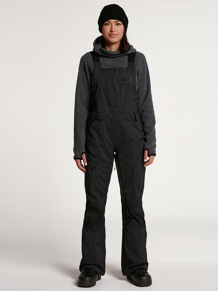Womens VS Stretch GORE-TEX Overall- Black