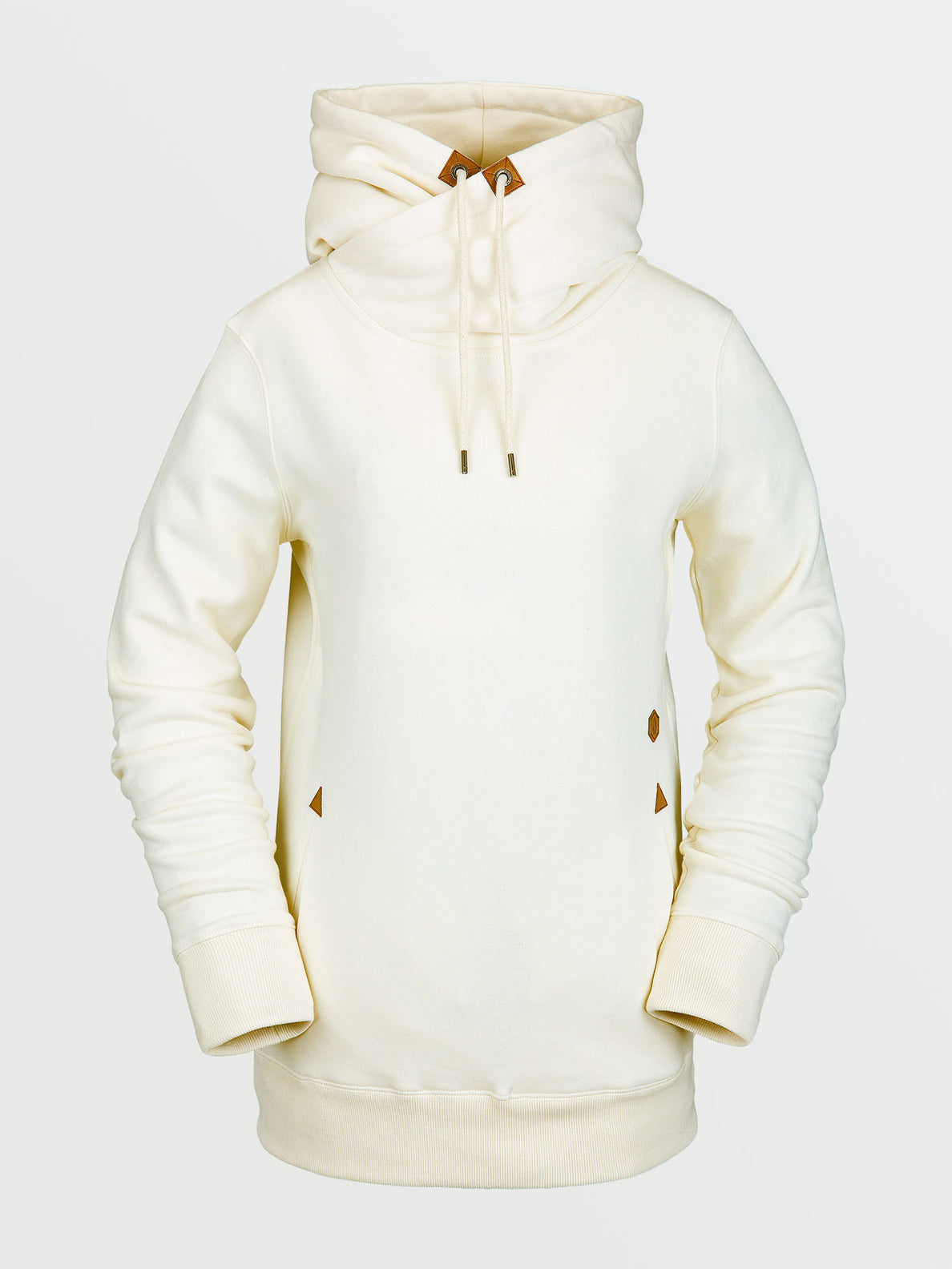 Womens Tower Pullover Fleece - Bone (H4152105_BNE) [F]