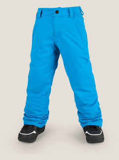 Explorer Insulated Pant In Blue, Front View