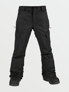 Big Boys Cargo Insulated Pants - Black (I1252101_BLK) [F]
