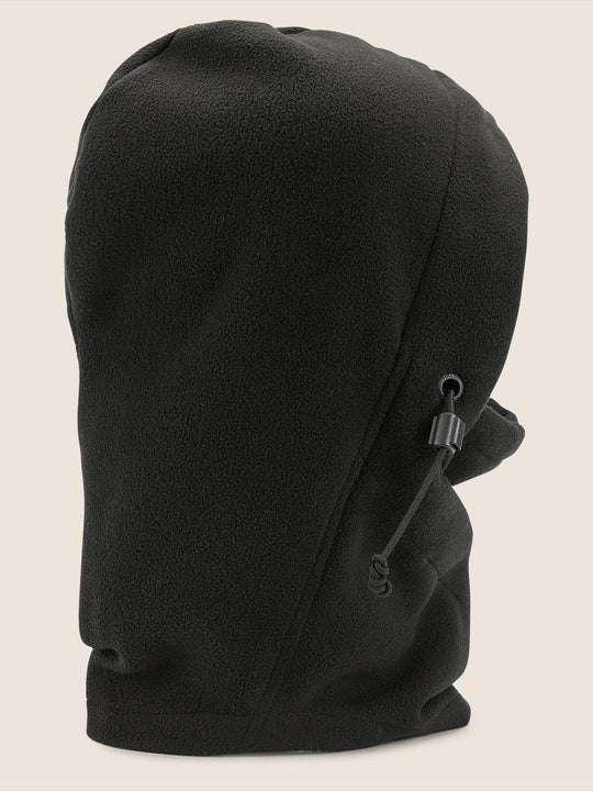 Travelin Hood Thingy In Black, Back View