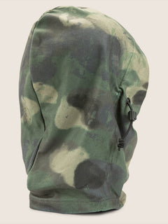 Travelin Hood Thingy In Camouflage, Back View