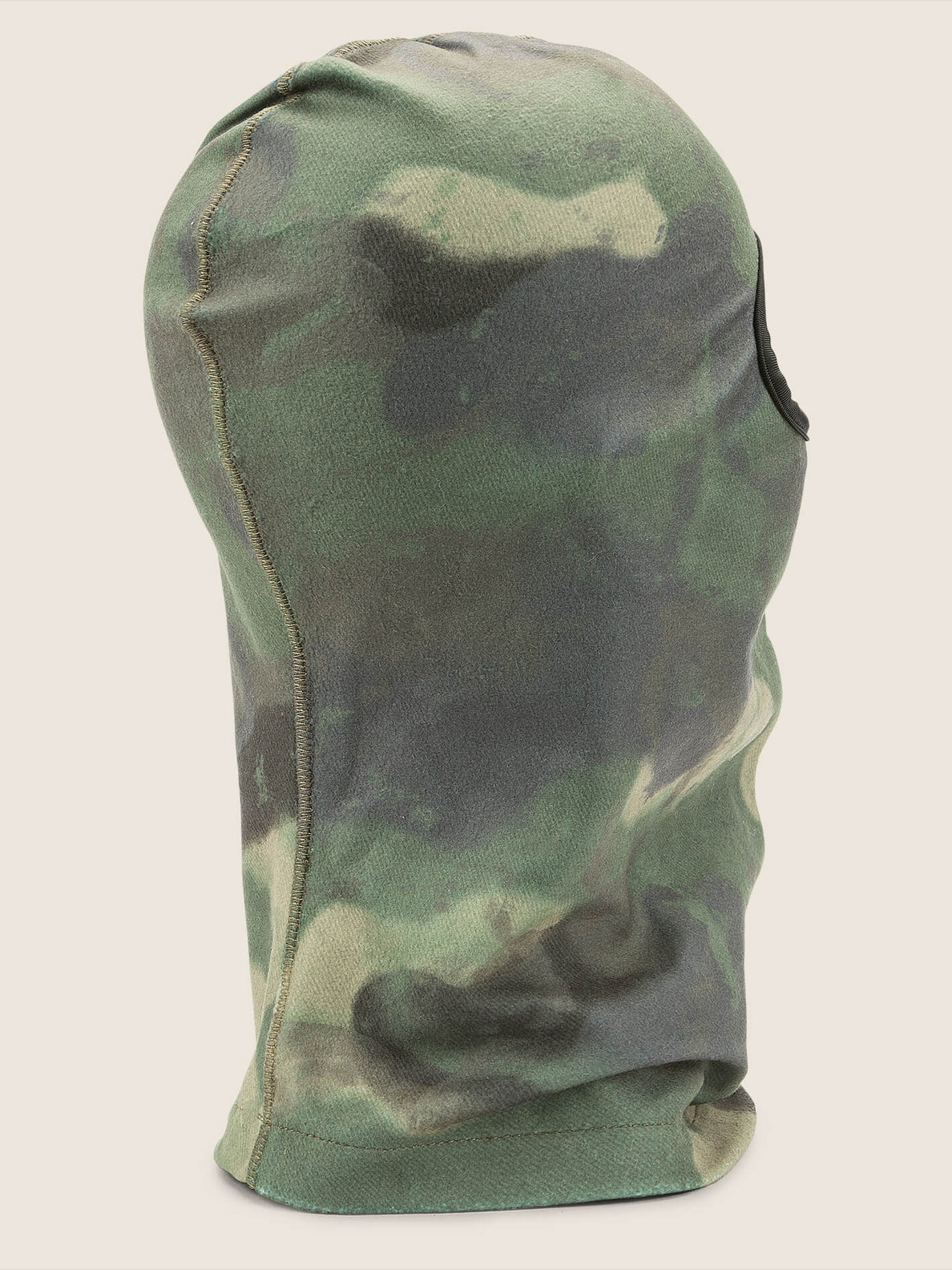 Powclava In Camouflage, Back View