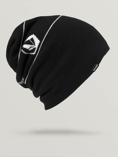 DEADLY STONES BEANIE (J5852008_BLK) [F]