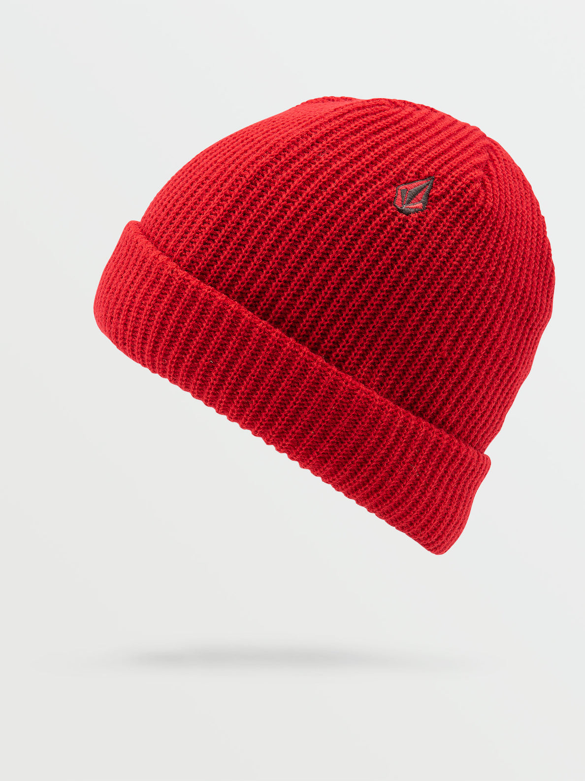 Sweep Lined Beanie - Red (J5852100_RED) [B]