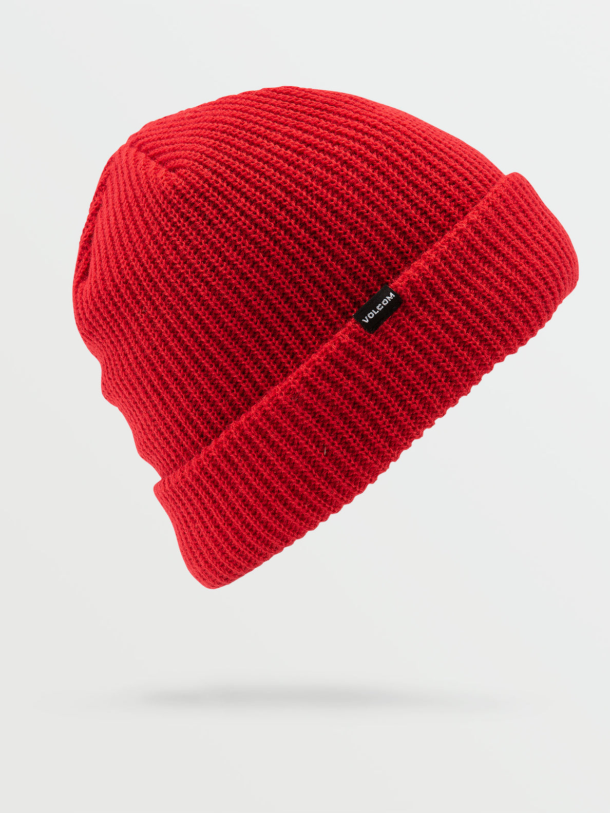 Sweep Lined Beanie - Red (J5852100_RED) [F]