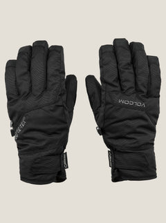 Cp2 Gore-tex® Glove In Black, Front View