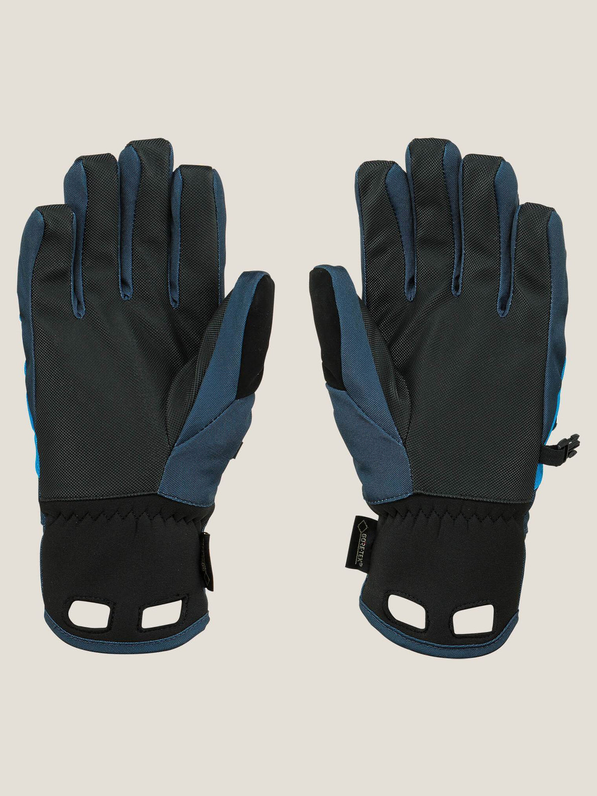 Cp2 Gore-tex® Glove In Vintage Navy, Back View