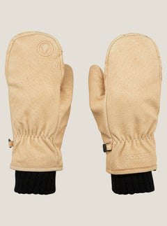 Emmet Rope Tow Mitt In Grain, Front View