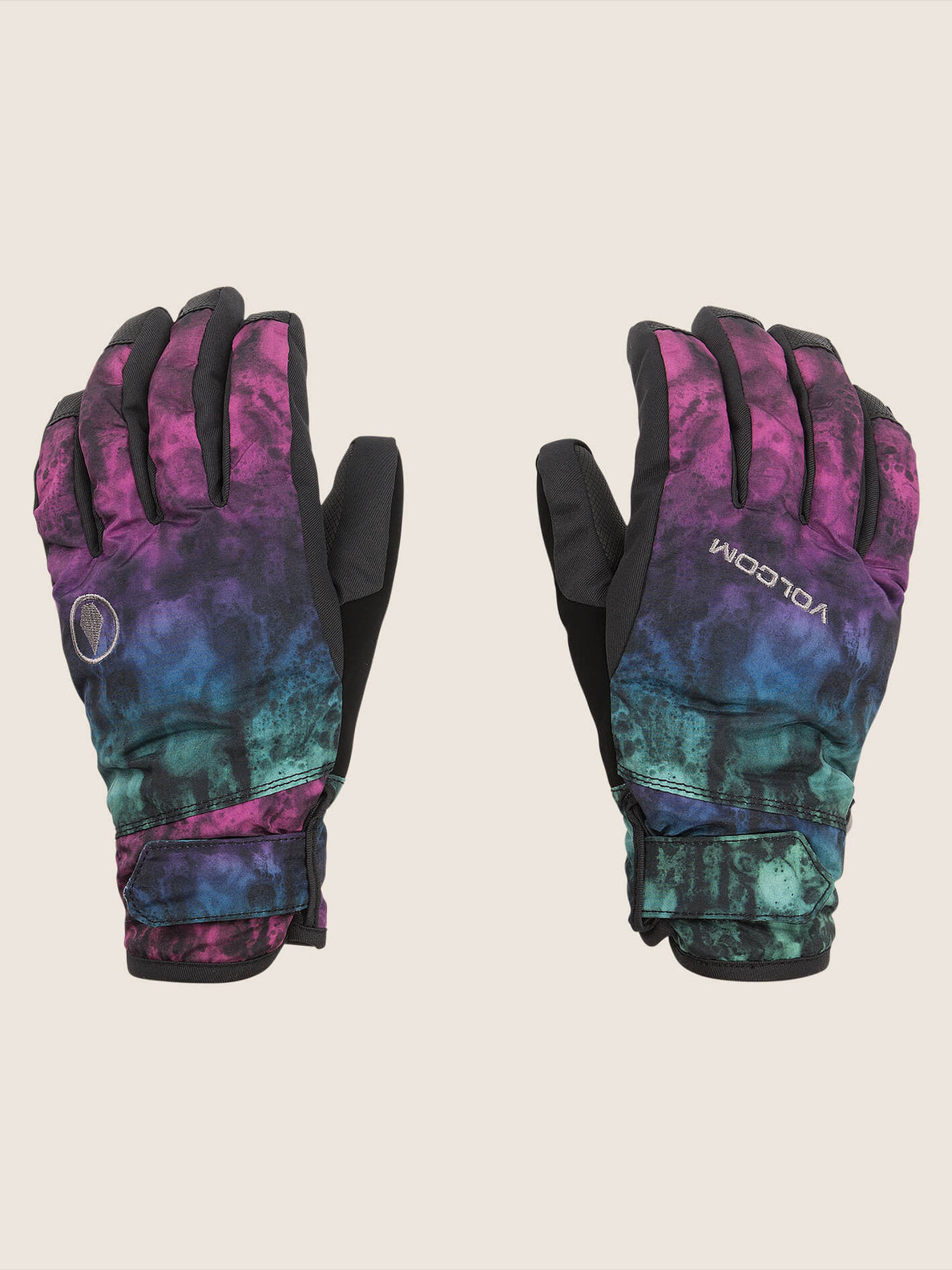 Nyle Glove In Mix, Front View