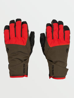 Mens CP2 GORE-TEX Glove - Red (J6852104_RED) [F]