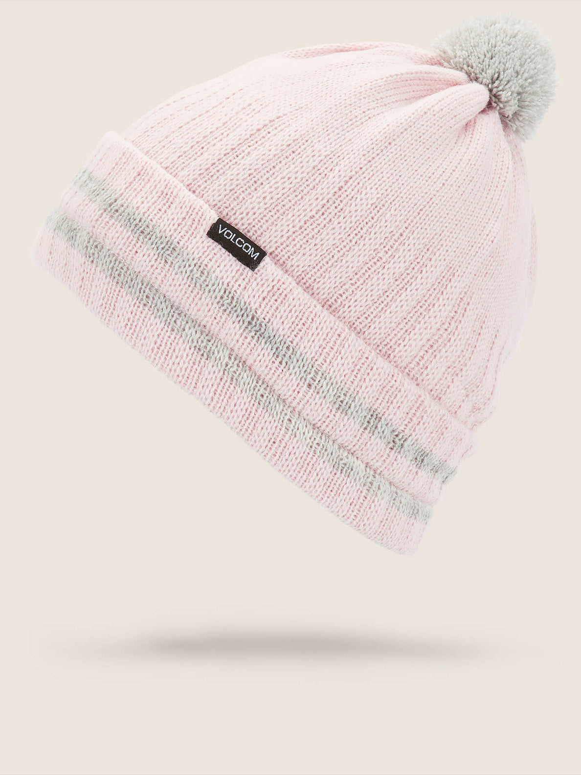 Wiltern Beanie In Rose Wood, Front View