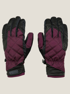 Tonic Glove In Winter Orchid, Front View