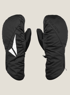 Bistro Mitt In Black, Front View