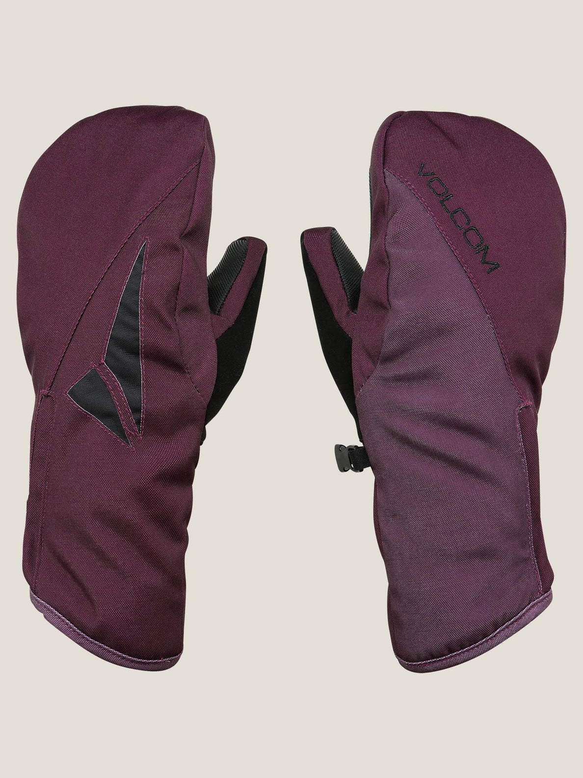 Bistro Mitt In Winter Orchid, Front View