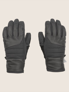 Tonic Glove In Black, Front View