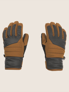 Tonic Glove In Copper, Front View