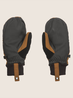 Bistro Mitt In Copper, Back View
