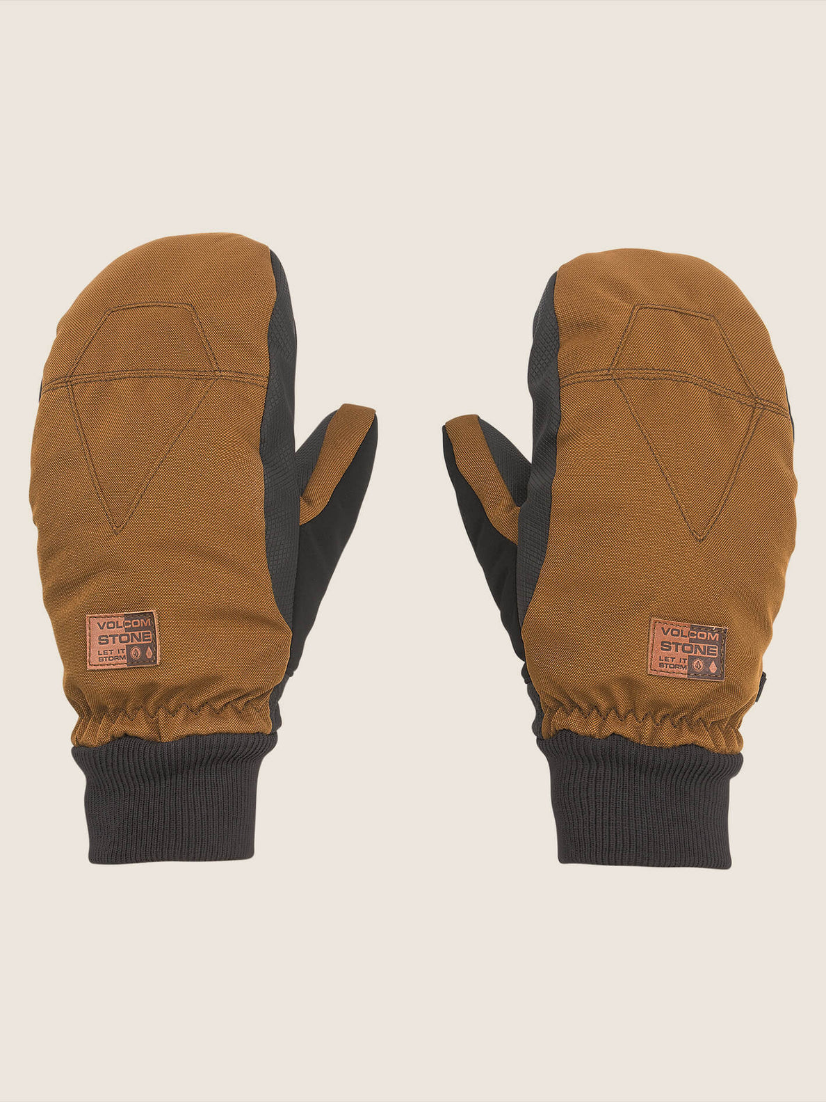 Bistro Mitt In Copper, Front View